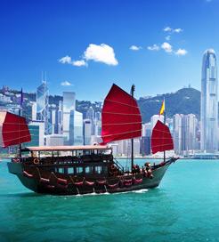 Von Hongkong Nach Macau